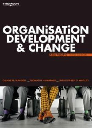 Cover of Organisation Development and Change