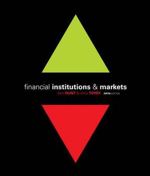 Cover of Financial Institutions and Markets