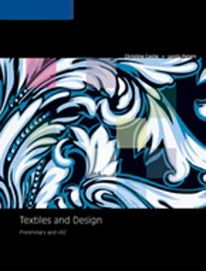 Cover of Textiles and Design
