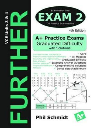 Cover of VCE Units 3 & 4 Further