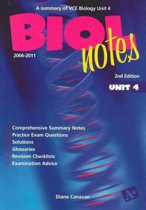 Cover of BIOL Notes
