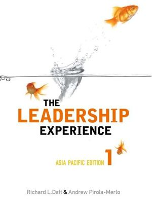 Cover of The Leadership Experience : Asia Pacific Edition