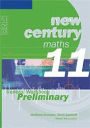 Cover of New Century Maths