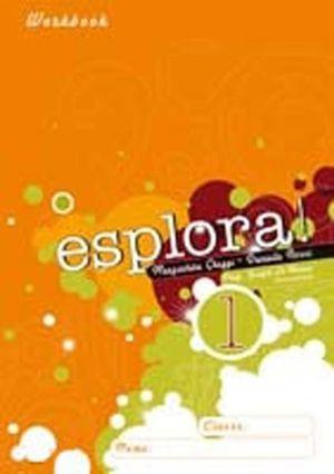Cover of Esplora! 1