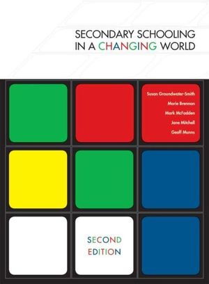 Cover of Secondary Schooling in a Changing World