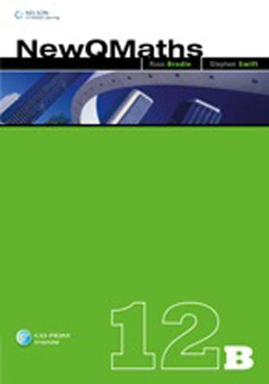 Cover of New QMaths 12B