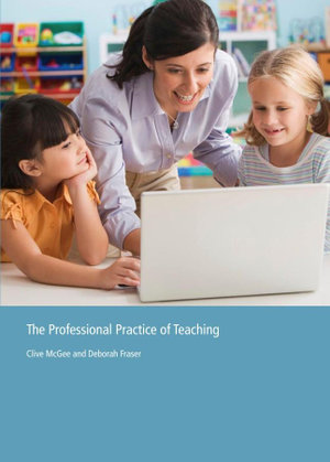 Cover of The Professional Practice of Teaching