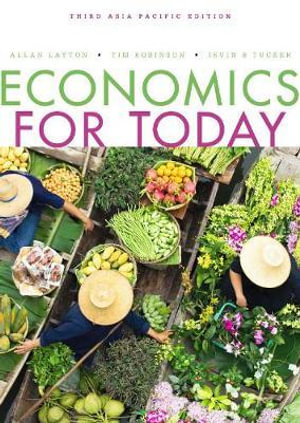 Cover of Economics for Today