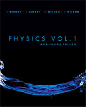 Cover of Bundle: Physics : Volume 1 + EWA Notification Card 6 Months