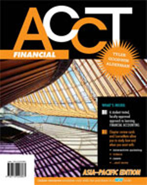 Cover of Bundle: Financial ACCT : Asia-Pacific Edition + Managerial ACCT : Asia-Pacific Edition