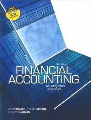 Cover of Bundle: Financial Accounting: An Integrated Approach +  Financial Accounting Student Study Guide