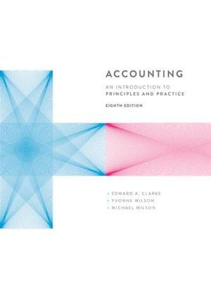 Cover of Bundle: Accounting : An introduction to Principles and Practice + Workbook