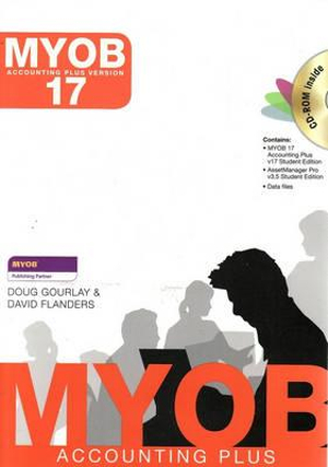 Cover of MYOB Accounting Plus