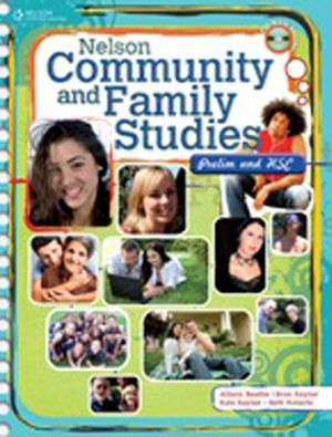 Cover of Nelson Community and Family Studies