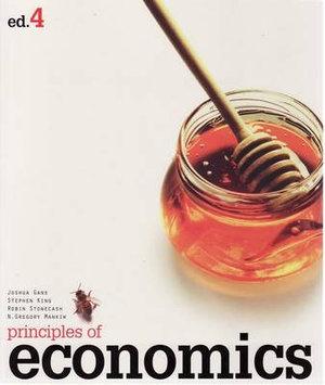 Cover of Principles of Economics