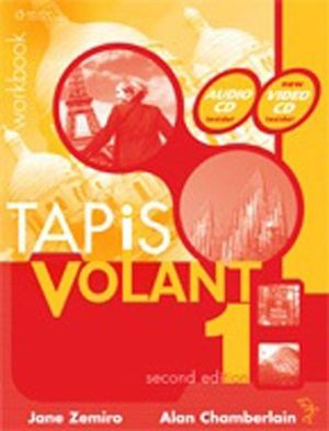 Cover of Tapis Volant Workbook
