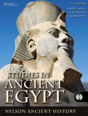 Cover of Studies in Ancient Egypt