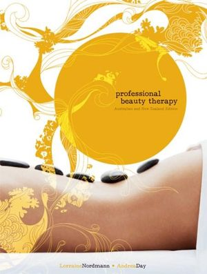 Cover of Professional Beauty Therapy