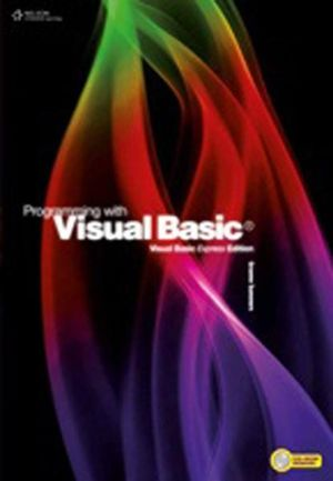 Cover of Programming with Visual Basic Express