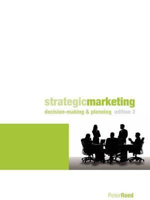Cover of Strategic Marketing : Decision Making and Planning with Student  Resource Access 12 Months