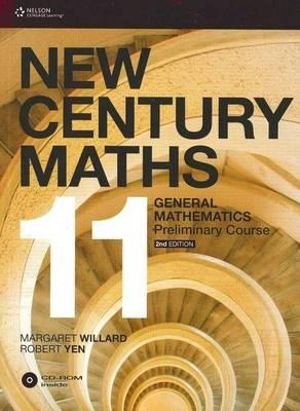 Cover of New Century Maths Eleven
