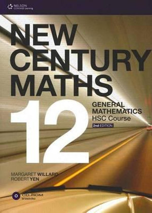 Cover of New Century Maths Twelve