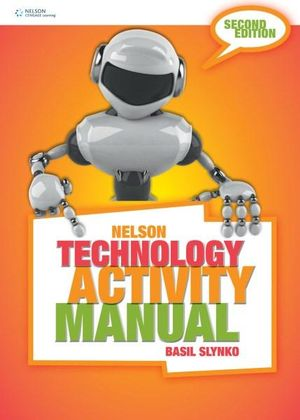 Cover of Nelson Technology Activity Manual
