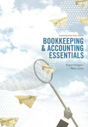 Cover of Bookkeeping and Accounting Essentials