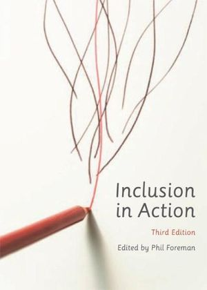 Cover of Inclusion in Action with Student Resource Access 12 Months