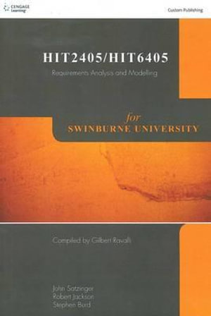 Cover of HIT2405/HIT6405 Requirements Analysis and Modelling