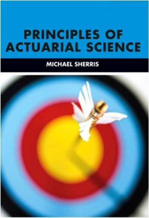 Cover of PP0527 Principles of Actuarial Science
