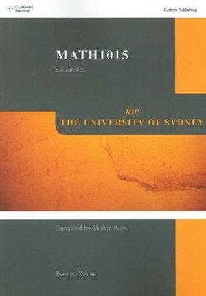 Cover of MATH1015 Biostatistics