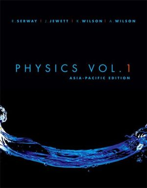 Cover of Physics : Volume 1