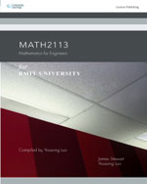 Cover of CP0569 - Mathematics for Engineers