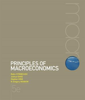Cover of Principles of Macroeconomics with Student Resource Access 6 Months