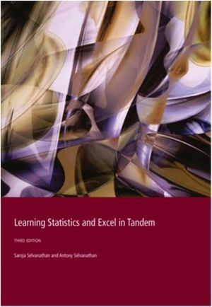 Cover of PP0580 Learning Statistics and Excel in Tandem