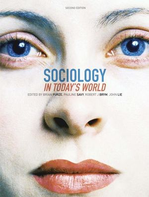Cover of Sociology in Today's World