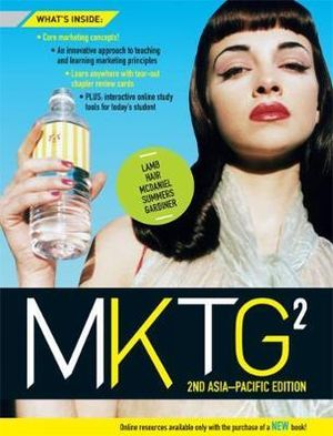 Cover of MKTG2 : Asia Pacific Edition with Student Resource Access 12 Months