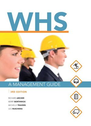 Cover of WHS : A Management Guide with Student Resource Access 12 Months
