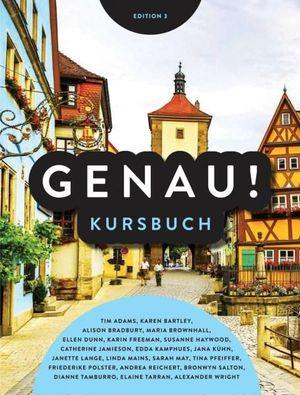 Cover of Genau Student Book
