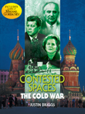 Cover of Contested Spaces