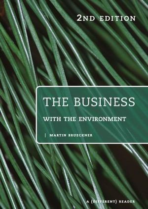 Cover of The Business with the Environment