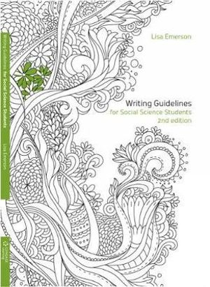 Cover of Writing Guidelines for Social Science Students
