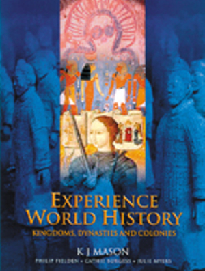 Cover of Experience World History