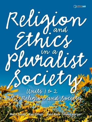 Cover of Religion and Ethics in a Pluralist Society