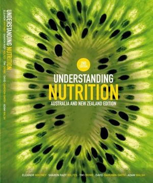 Cover of Understanding Nutrition : Australian And New Zealand Edition