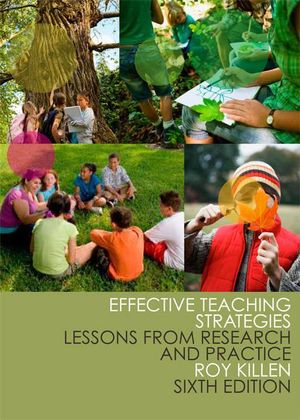 Cover of Effective Teaching Strategies : Lessons from Research and Practice