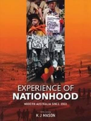 Cover of Experience of Nationhood
