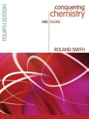 Cover of Conquering Chemistry HSC Course