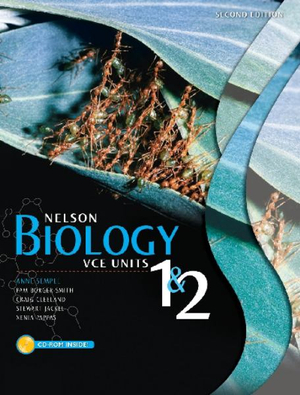 Cover of Nelson Biology